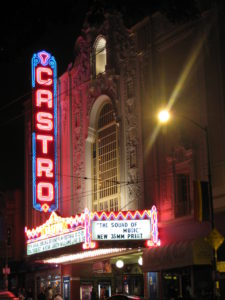 Castro theater--private tour San Francisco